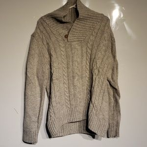 Boys Cable Sweater